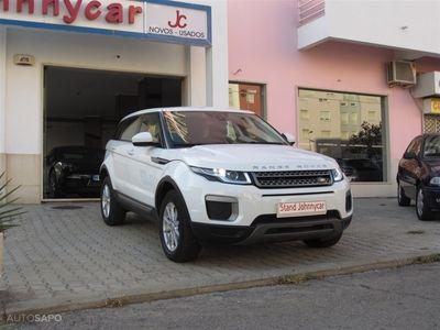 usado Land Rover Range Rover evoque 2.0 eD4 PURE