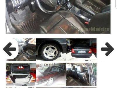 usado Mercedes C200 202 compressor