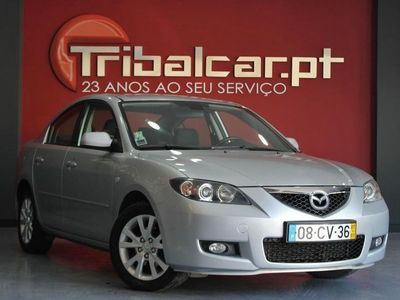 used Mazda 3 MZ-CD