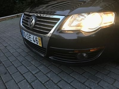 usado VW Passat Variant 1.9 TDi