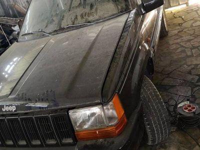 usado Jeep Grand Cherokee 3.1 td