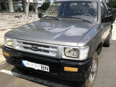 brugt Toyota HiLux xcab