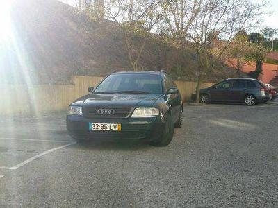 usado Audi A6 avant 1.8 turbo de 180 cavalos - 98