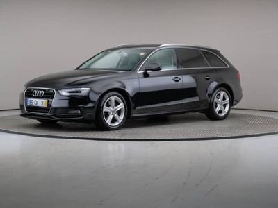 usado Audi A4 A.2.0 TDi Multitronic S-line