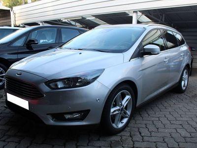 usado Ford Focus SW 1.5 TDCI Titanium | Estac. Auto | GPS