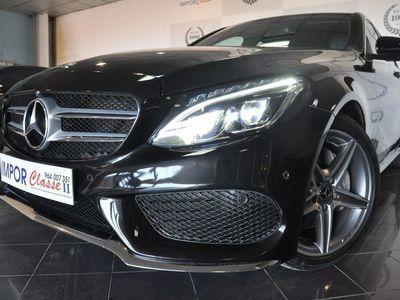 usado Mercedes C220 AMG ext int aut camar 360