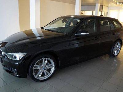 usado BMW 320 d Touring X-Drive -