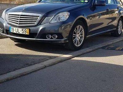 usado Mercedes E220 Elegance 170cv