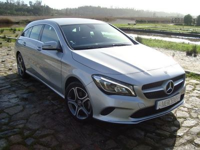 usado Mercedes CLA200 SHOOTING BREAK