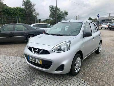 usado Nissan Micra 1.2i