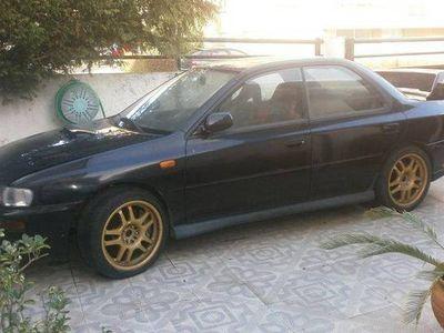 usado Subaru Impreza GT Turbo 2000