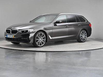 usado BMW 520 5 Serie d Line Sport Auto