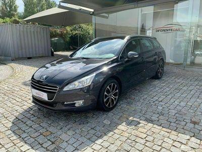 usado Peugeot 508 1.6 HDi Active