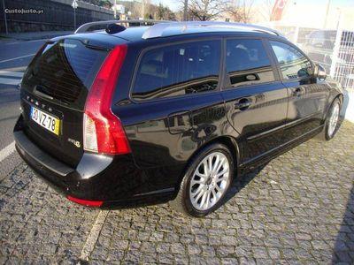 usado Volvo V50 1.6 D Drive Business Ed. Pro Start/Stop (115cv) (5p)
