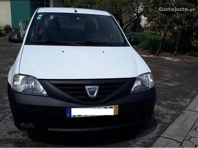 usado Dacia Logan 1.5 DCI - Pick Up