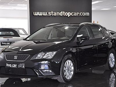 brugt Seat Leon ST 1.6 TDI Style Ecomotive