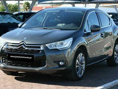 usado Citroën DS4 1.6 Hdi GPS Aut. (112cv)