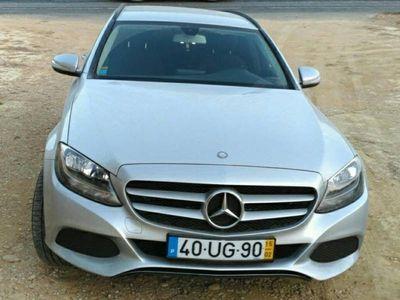 usado Mercedes C180 Bluetec station