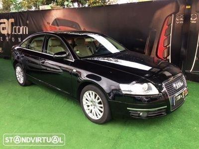 brugt Audi A6 3.0 TDi V6 quattro Tip.