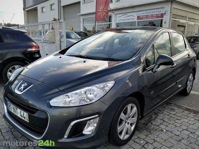 usado Peugeot 308 1.6 e-HDi SE Envy CVM6
