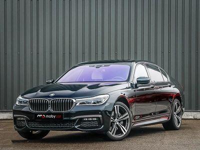 usado BMW 730 D Pack M AUTO NACIONAL Carbon Core