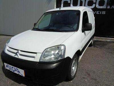usado Citroën Berlingo 2.0 HDI VAN