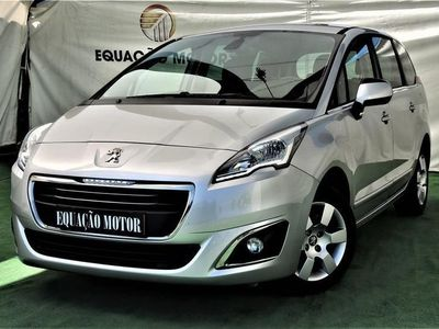 usado Peugeot 5008 1.6 BlueHDI Aut. (7L)