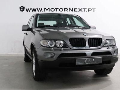 usado BMW X5 3.0d (Caixa Manual)