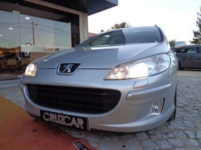 usado Peugeot 407 2.0 HDi Navteq
