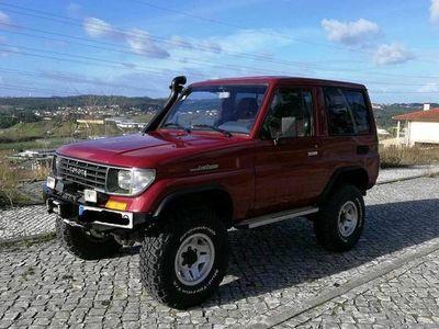 used Toyota Land Cruiser kzj70
