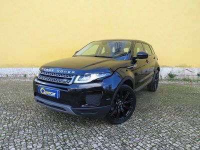 usado Land Rover Range Rover evoque TD4 Pure 4WD AUTO