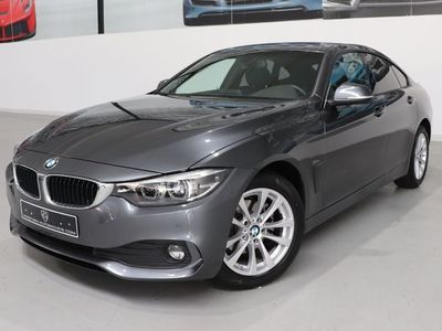 usado BMW 418 Gran Coupé D Nacional Cx Automática