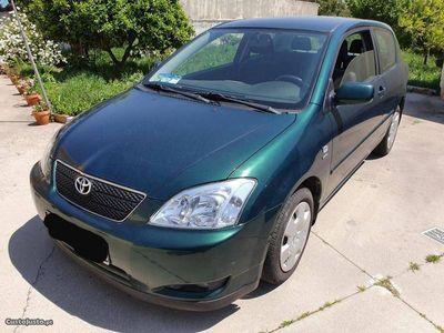 gebraucht Toyota Corolla 1.4 VVTI 16V