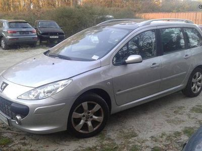 gebraucht Peugeot 307 SW 1.6 hdi 7 lugares