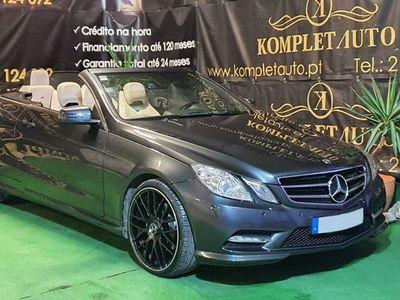 usado Mercedes E350 ---