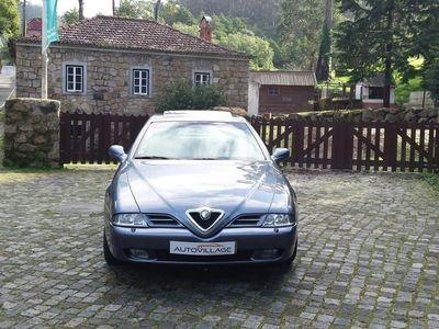 usado Alfa Romeo 166 2.4JTD