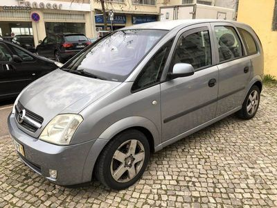 usado Opel Meriva 1.7 CDTI