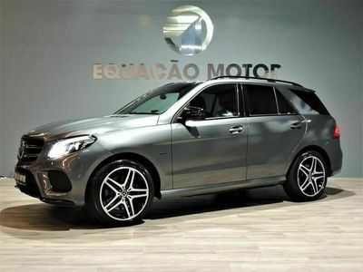 usado Mercedes GLE500 e Plug-In Hybrid 4MATIC AMG