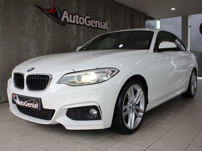 usado BMW 220 D Pack M
