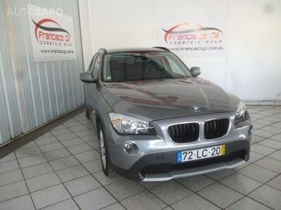 usado BMW X1 18 d sDRIVE (5P)