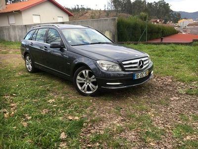 usado Mercedes C220 avntgard