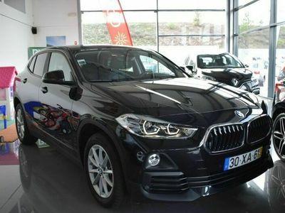 usado BMW X2 SDrive 16D Auto
