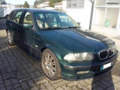 used BMW 320 320 D Touring