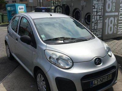 usado Citroën C1 luxo aceito troca