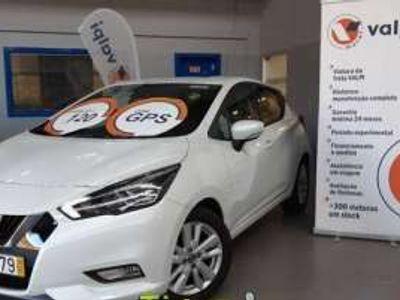 usado Nissan Micra Gasolina