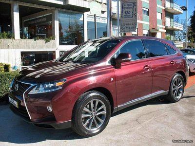 usado Lexus RX450h 4x4 SPORT