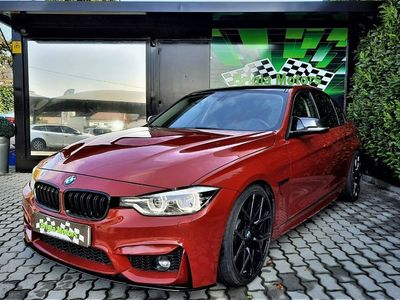 usado BMW 320 PACK M LOOK M3 FULL EXTRAS