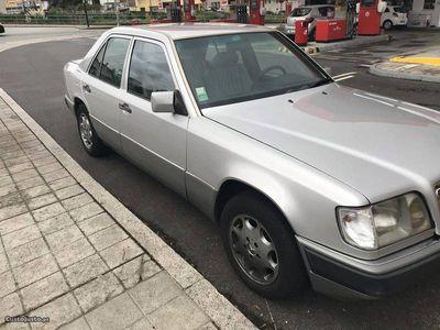 usado Mercedes 250 W 124 Diesel
