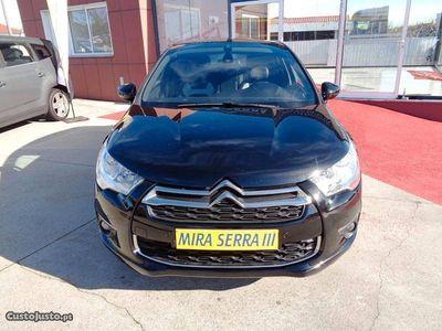 usado Citroën DS4 1.6Hdi 115Cv Ac/Gps