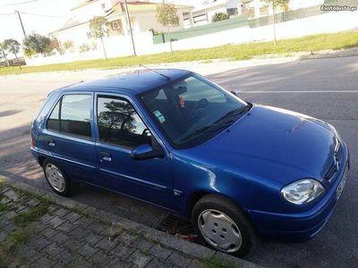 usado Citroën Saxo 1.1SX -